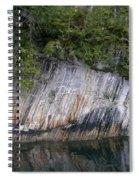 Alaskan Cliff Spiral Notebook