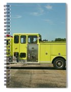 Albany Community Volunteer Fire Dept.  702 Spiral Notebook