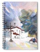 Albatana 03 Spiral Notebook