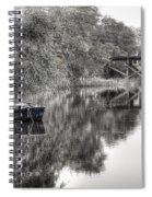 Albergottie Creek Trestle Spiral Notebook