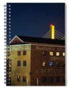 Albers Bros. Cereal Millers Spiral Notebook