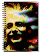 Albert Einstein - Why Is It That Nobody Understands Me - Yet Everybody Likes Me Spiral Notebook