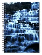Albion Waterfalls 5 Spiral Notebook