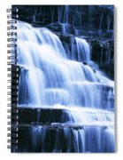 Albion Waterfalls 6 Spiral Notebook