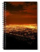 Albuquerque New Mexico  Spiral Notebook