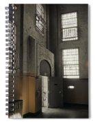 Alcatraz Doorway To Freedom Spiral Notebook