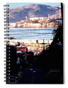 Alcatraz - So Close Yet So Far Spiral Notebook