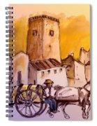 Alcazar De San Juan 01 Spiral Notebook