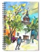 Alcazar De San Juan 02 Spiral Notebook