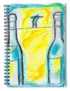 Alcoholism Spiral Notebook
