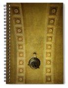Alcove Light Spiral Notebook