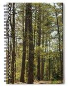 Aldridge Lake Trail Spiral Notebook