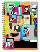 Alef Bais 1 Spiral Notebook