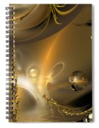 Tales Of Reflections Of Tales Spiral Notebook
