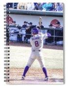 Alex Bregman Spiral Notebook