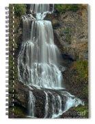 Alexander Falls Recreation Site - Whistler Bc Spiral Notebook