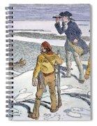 Alexander Mackenzie (1764-1820) Spiral Notebook
