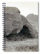 Alexander Selkirk Cave Spiral Notebook