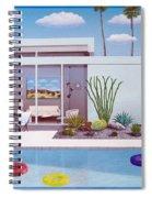 Alexanders Place Spiral Notebook