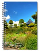 Alexandra Park Penarth Spiral Notebook