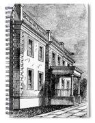 Alexandria, Virginia Spiral Notebook