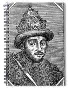Alexei Mikhailovich (1629-1676) Spiral Notebook