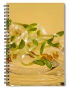 Alfalfa Spiral Notebook