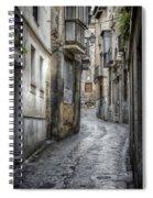 Alfileritos Spiral Notebook