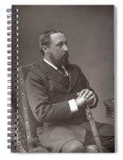 Alfred (1844-1900) Spiral Notebook