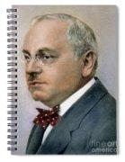 Alfred Adler (1870-1927) Spiral Notebook
