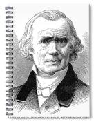 Alfred Armand Velpau (1795-1867) Spiral Notebook
