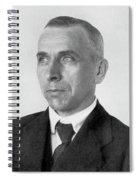 Alfred Lothar Wegener (1880-1930) Spiral Notebook