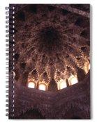 Alhambra Sculpted Domed Ceiling Spiral Notebook