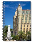 Alhambra Towers - 1 Spiral Notebook