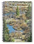 Alice Creek Spiral Notebook