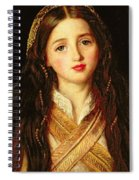 Alice Gray, 1857 Spiral Notebook