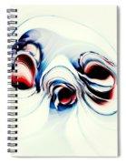 Alien Puppy Spiral Notebook