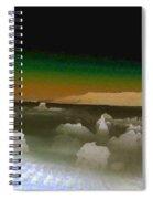 Alien Sea Spiral Notebook