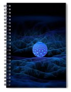 Alien Seed Spiral Notebook
