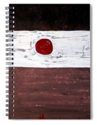 Alignment Original Painting Spiral Notebook