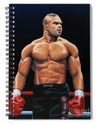 Alistair Overeem Spiral Notebook