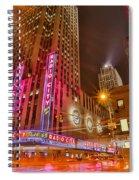 Alive Spiral Notebook