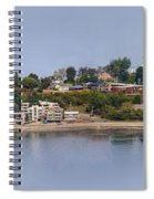 Alki Point Spiral Notebook