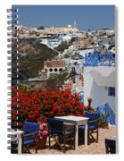 All About The Greek Lifestyle Spiral Notebook