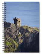 All Along The Watchtower - Bunglass Donegal Ireland Spiral Notebook