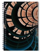 All Along The Watchtower Ix Spiral Notebook