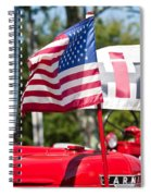 All American Spiral Notebook