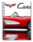 All American Spiral Notebook