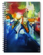 All At Once Spiral Notebook