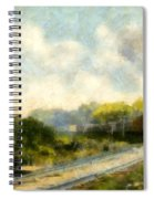 All Clear On The Pere Marquette Railway  Spiral Notebook